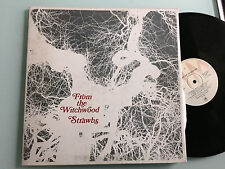 LP  ITALY 1971 1ST  Strawbs – From The Witchwood PROG
