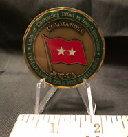 Joint Contracting Command - Iraq/Afghanistan Commander Challenge Coin SUPER RARE