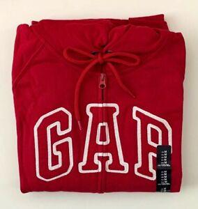 GAP LOGO Hoodie Front Full zip closure Sweatshirts for Women U Pick XS S M L XL