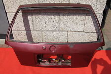 US Heckklappe VW Volkswagen Golf 3 GTI VR6 USA kleines Kennzeichen Mexico Klappe