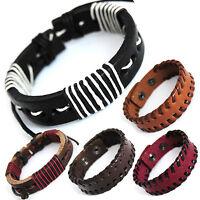 axy Leder Armband Bracelet Leather Unisex!Surferarmband Herren Damen Schmuck