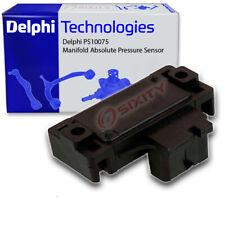 Delphi PS10075 Manifold Absolute Pressure Sensor - MAP Air Intake lv