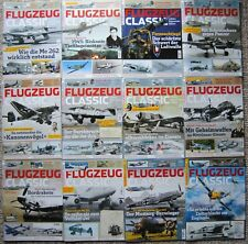 """Flugzeug Classic"" Jahrgang 2017 Heft 1-12"