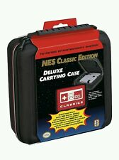 BRAND NEW Nintendo NES Classic Edition Mini Deluxe Carrying Case Bag