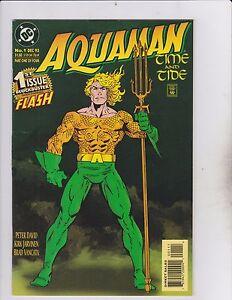DC Comics! Aquaman: Time and Tide! Issue 1!