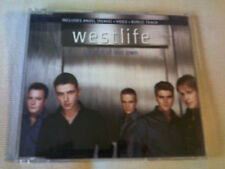 WESTLIFE - WORLD OF OUR OWN - UK CD SINGLE