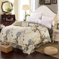Cotton Dandelion Quilt/Duvet/Doona Covers Set Double/Queen/King All Size Bedding
