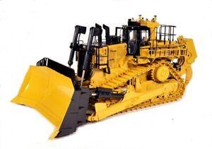 Caterpillar D11T D11 Dozer w/ Ripper - 1/24 - CCM - Improved Shipping