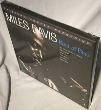 LP MILES DAVIS Kind Of Blue (45 RPM, 180g LTD ED Vinyl BOX, MFSL) NEW MNT SEALED