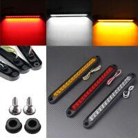 1pc Car Trailer Truck LED white Stop Tail Rear Brake Light Bar UTE Signal lamp