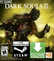 DARK SOULS III 3 PC GLOBAL STEAM KEY [KEY ONLY!] FAST DELIVERY! Challenging RPG