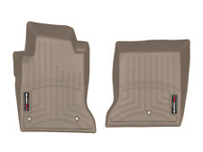 WeatherTech FloorLiner Mats for Chevrolet Corvette 1997-2004 1st Row Tan