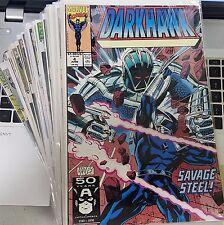 Darkhawk #4-43 (28 books total) CGC READY VF/NM