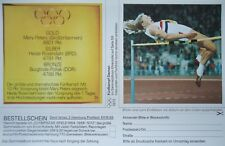Bild 58 Huberty Olympia 1972 Gold Fünfkampf Mary Peters Großbritannien