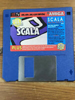 CU Amiga Magazine Cover Disk 74 Scala TESTED WORKING