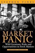 Market Panic: Wild Gyrations, Risks and Opportunities in Stock Markets-ExLibrary