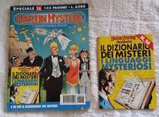 MARTIN MYSTERE - L'IMPAREGGIABILE REEVES - Speciale N.16 - 1999 -  C.V. MV 6/17