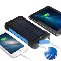 External Backup Battery Pack for Cell Phone Power Bank 20000mAh Portable Charger
