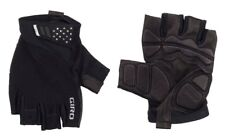 GIRO MONACO II GEL BLACK  GLOVES FINGERLESS MEDIUM SIZE