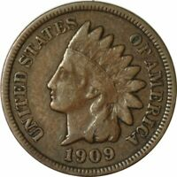 1909 Indian Cent -  Very Nice Circ Collector Coin! - d1828qsc2