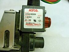 "Asco WT8401B202M 1/4"" 3 or 4 way pilot valve for use with Namur valves C505"