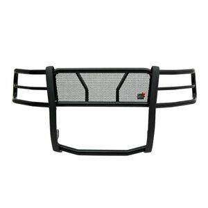 Westin HDX HD Grille & Brush Guard Black for Chevy Silverado 1500 07-13 SC/EC/CC