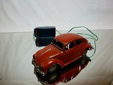 JAPAN TIN TOY BLECH VW VOLKSWAGEN BEETLE - RC - GOOD CONDITION