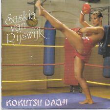 Saskia Van Rijswijk-Kokutsu Dachi vinyl single