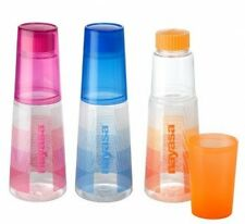Nayasa Water Bottle With Glass 3Pcs Set (With Bill)