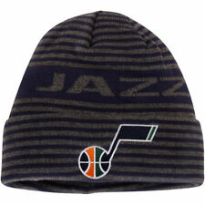 Utah Jazz Boys Beanie Cap Hat Official NBA STORE Size 8-20