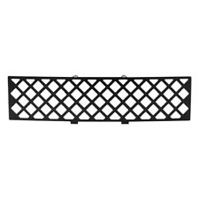 Ford F-150 11-14 EcoBoost Series Black Diamond Punch CNC Machined Bumper Grille