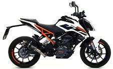 SILENCIEUX ARROW GP2 NICHROM DARK KTM DUKE 125 2017 - 71536GPI