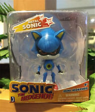 Rare Sonic The Hedgehog Metal Sonic Mini Morphed Classic Action Figures Doll