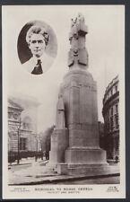 London Postcard - Memorial To Nurse Cavell, Trafalgar Square   RS5919