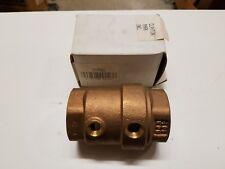 Push para conectarse en línea de la válvula de retención de la Unión de montaje de 1//4 de pulgadas por mettleair