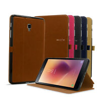 Ultra Slim Leather Case Stand Cover For Samsung Tab A 8.0'' SM-T380 / T385 2017