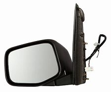 2011-2014 Honda Odyssey LX Driver Side Textured Power No-Heat/Signal Mirror NEW