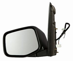 2011-2014 Honda Odyssey LX Driver Side Textured Power No-Heat/Signal Mirror NEW