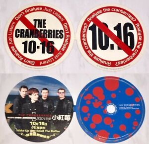 The Cranberries 2001 Analyse Taiwan Special Edition 2 Track Promo CD Single