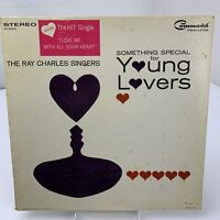 Ray Charles Singers Something Special for Young Lovers LP Record Album Vinyl