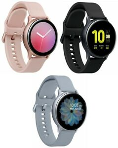Samsung Galaxy Watch Active 2 - 40mm 44mm Stainless Steel Black Gold Silver