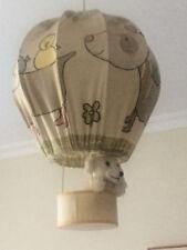 Suspension Luminaire lampe chambre enfant bébé montgolfière