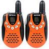 2PCS Walkie Talkies 2-Way Radios UHF446MHz 8CH Kids Interphone Rechargeable Hot