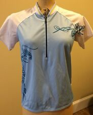 Ladies Fox Racing Short Sleeve Cycling Jersey  *Size L*