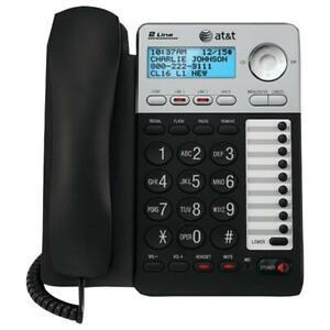 AT&T ATML17929 2 line Speakerphone