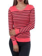 S Damen-Pullover aus Baumwollmischung