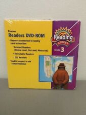 Pearson Reading Street Grade 3 Readers DVD-ROM Leveled Decodable ELL Readers NEW