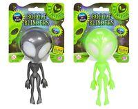 Stretchy Men Alien Toy Figure - Boggle Blinker - 17 cm Tall - Stocking Filler