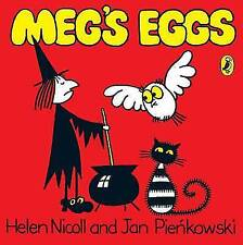 Meg huevos (Meg y adjudica) por Helen Nicoll, Libro, Nuevo