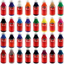 DEKA Permanent Stoffmalfarbe für helle Stoffe 125 ml - 32 Farben zur Auswahl -